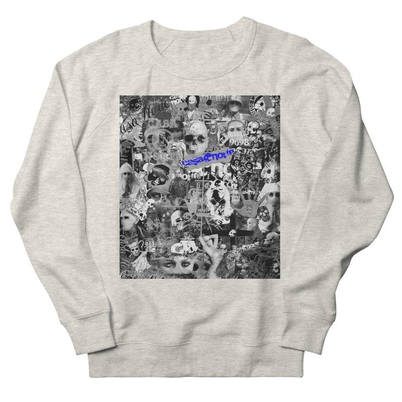 CasaNorte - CNWorldMV Men's French Terry Sweatshirt by Casa Norte's Artist Shop