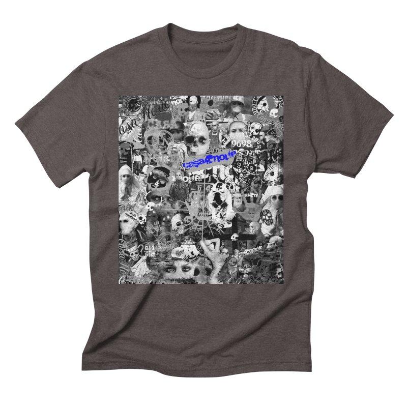 CasaNorte - CNWorldMV Men's Triblend T-Shirt by Casa Norte's Artist Shop