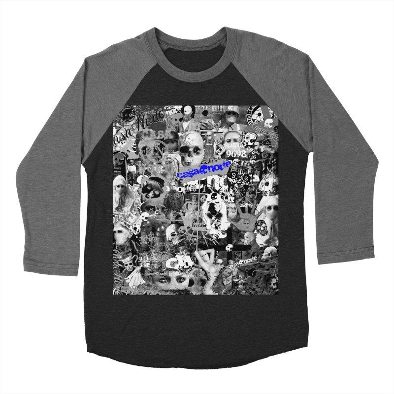 CasaNorte - CNWorldMV Women's Baseball Triblend Longsleeve T-Shirt by Casa Norte's Artist Shop