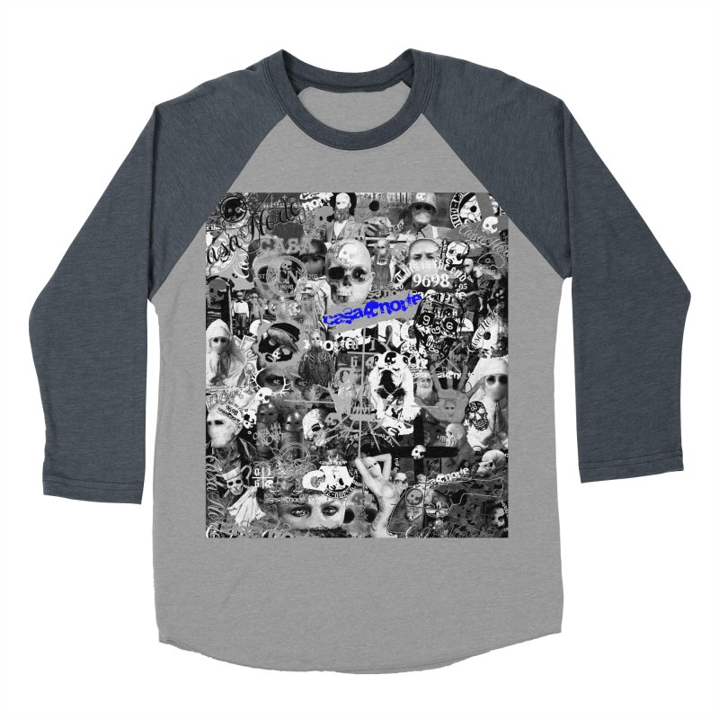 CasaNorte - CNWorldMV Women's Longsleeve T-Shirt by Casa Norte's Artist Shop