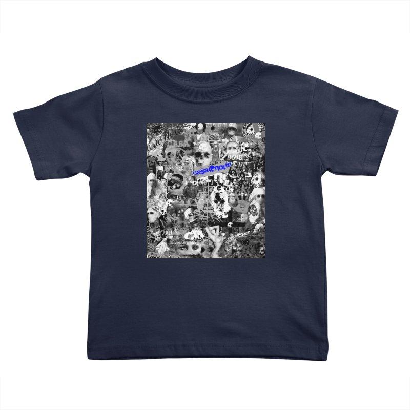 CasaNorte - CNWorldMV Kids Toddler T-Shirt by CasaNorte's Artist Shop