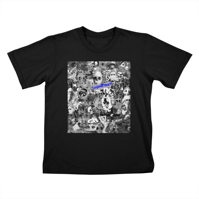 CasaNorte - CNWorldMV Kids T-Shirt by CasaNorte's Artist Shop