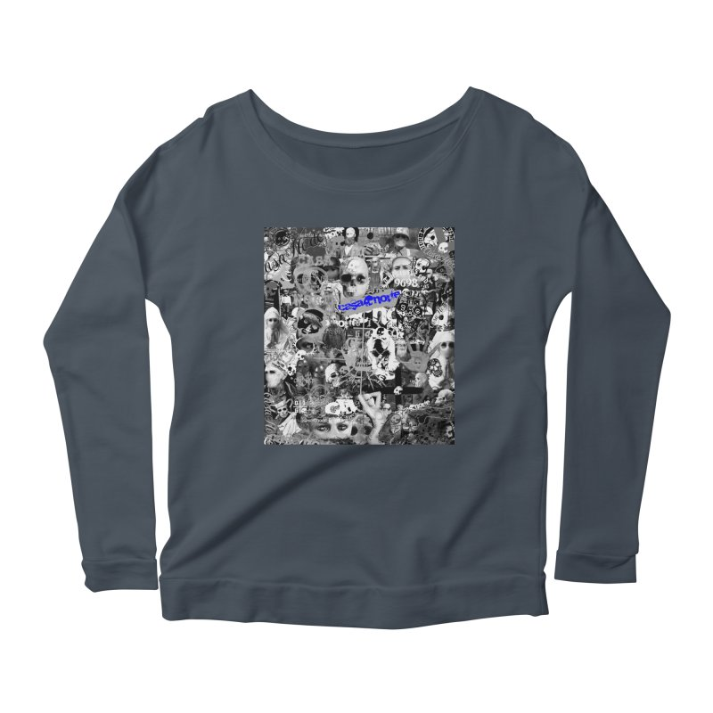CasaNorte - CNWorldMV Women's Scoop Neck Longsleeve T-Shirt by CasaNorte's Artist Shop