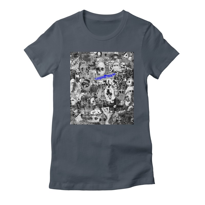 CasaNorte - CNWorldMV Women's T-Shirt by Casa Norte's Artist Shop