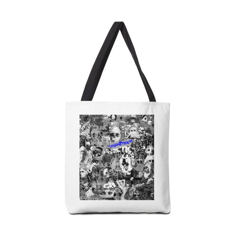 CasaNorte - CNWorldMV Accessories Bag by Casa Norte's Artist Shop