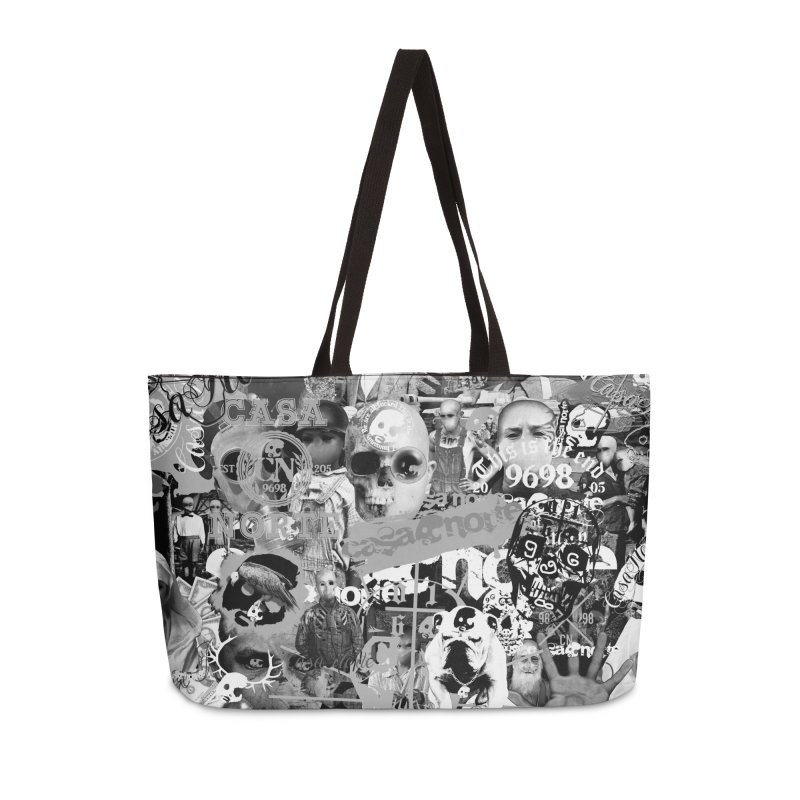 CasaNorte - CNWorldMV Accessories Bag by Casa Norte's Artist Shop