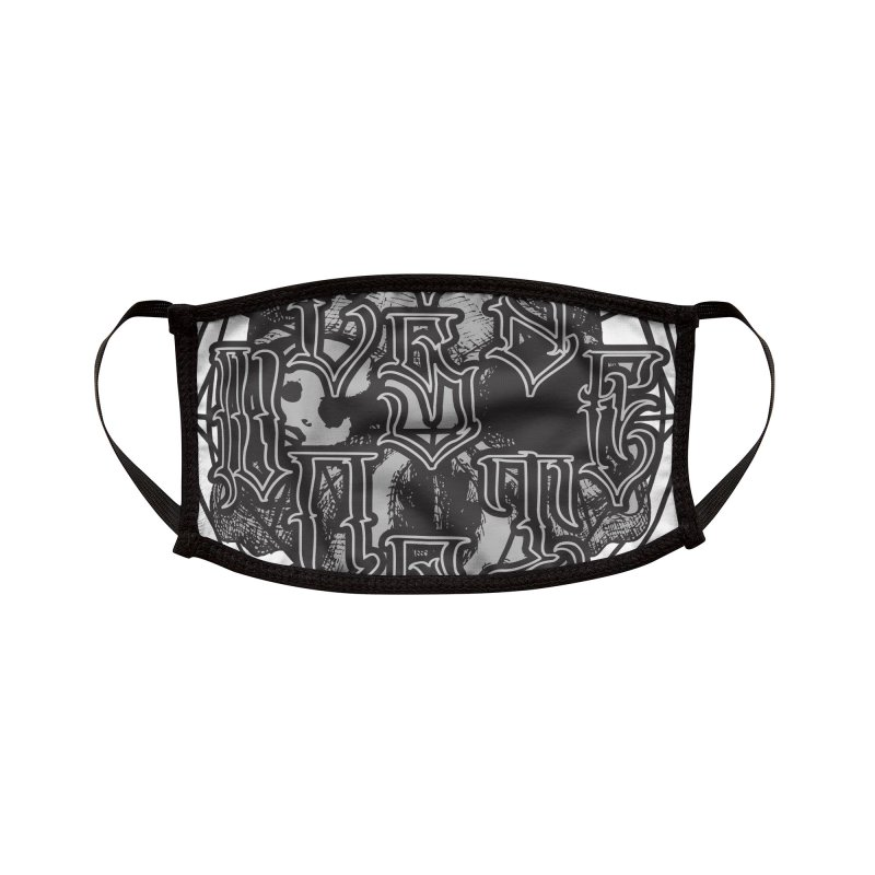 CasaNorte - WarApe Accessories Face Mask by Casa Norte's Artist Shop