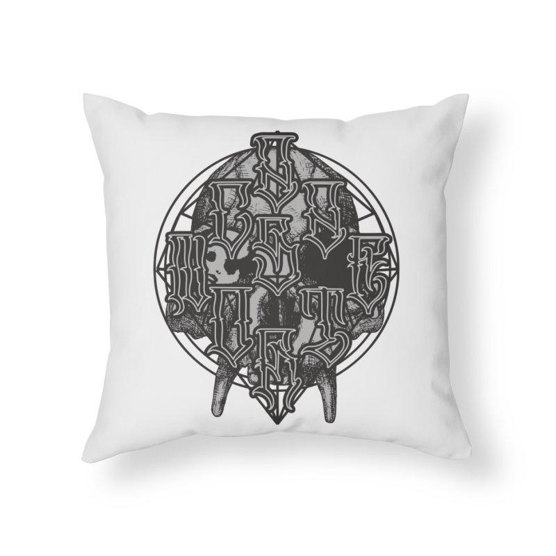 CasaNorte - WarApe Home Throw Pillow by CasaNorte's Artist Shop