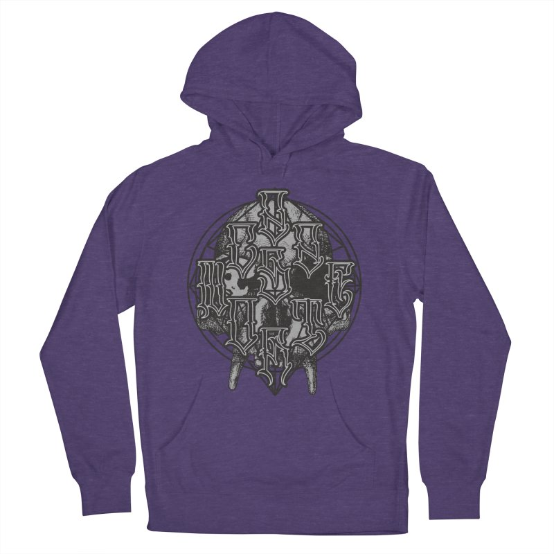 CasaNorte - WarApe Women's French Terry Pullover Hoody by Casa Norte's Artist Shop
