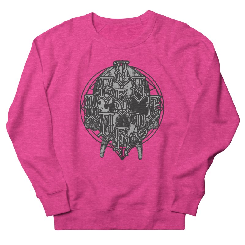 CasaNorte - WarApe Women's French Terry Sweatshirt by Casa Norte's Artist Shop