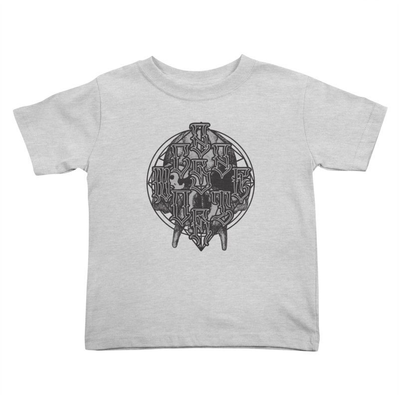 CasaNorte - WarApe Kids Toddler T-Shirt by Casa Norte's Artist Shop
