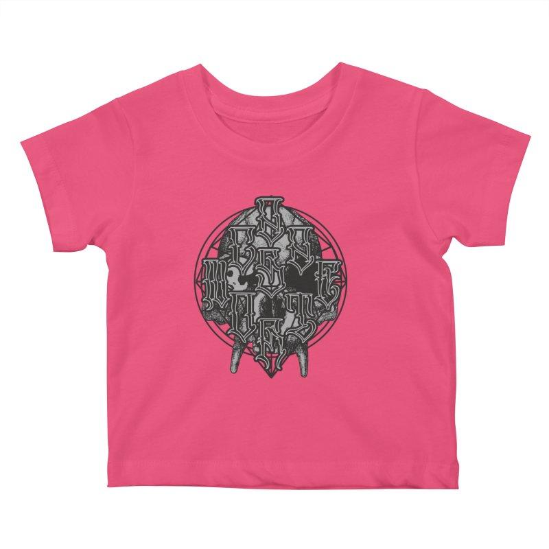 CasaNorte - WarApe Kids Baby T-Shirt by CasaNorte's Artist Shop