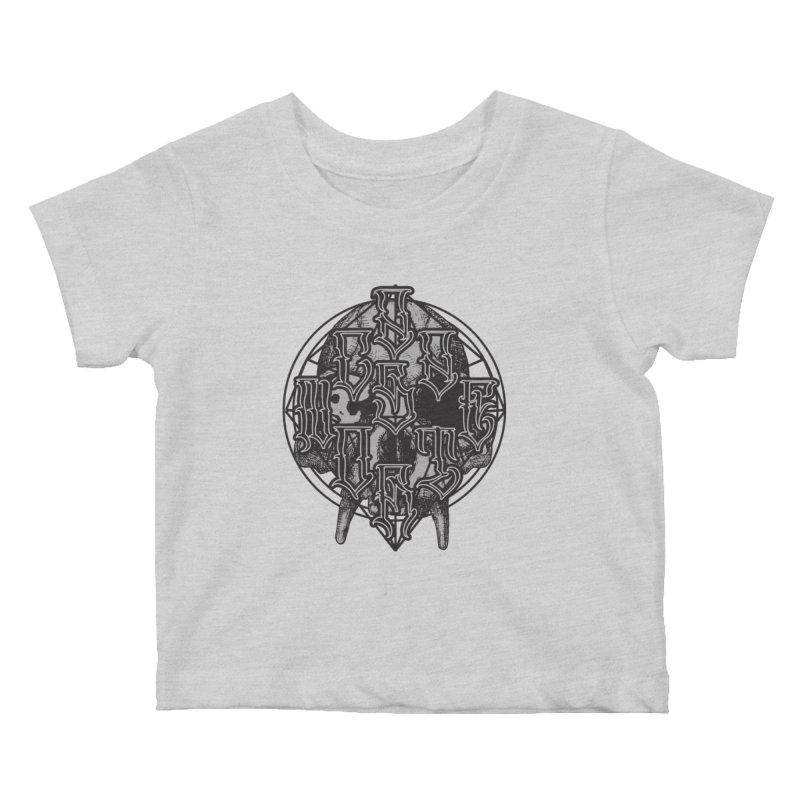 CasaNorte - WarApe Kids Baby T-Shirt by Casa Norte's Artist Shop