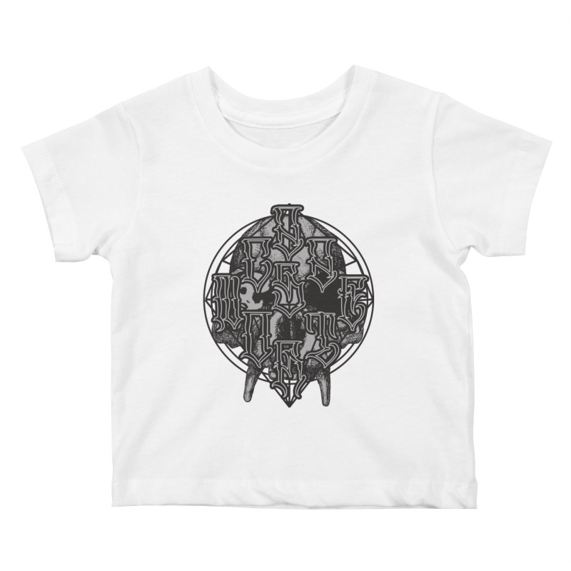 CasaNorte - WarApe Kids Baby T-Shirt by Casa Norte's Artist Shop