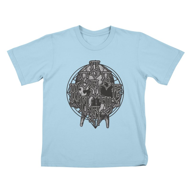 CasaNorte - WarApe Kids T-Shirt by Casa Norte's Artist Shop