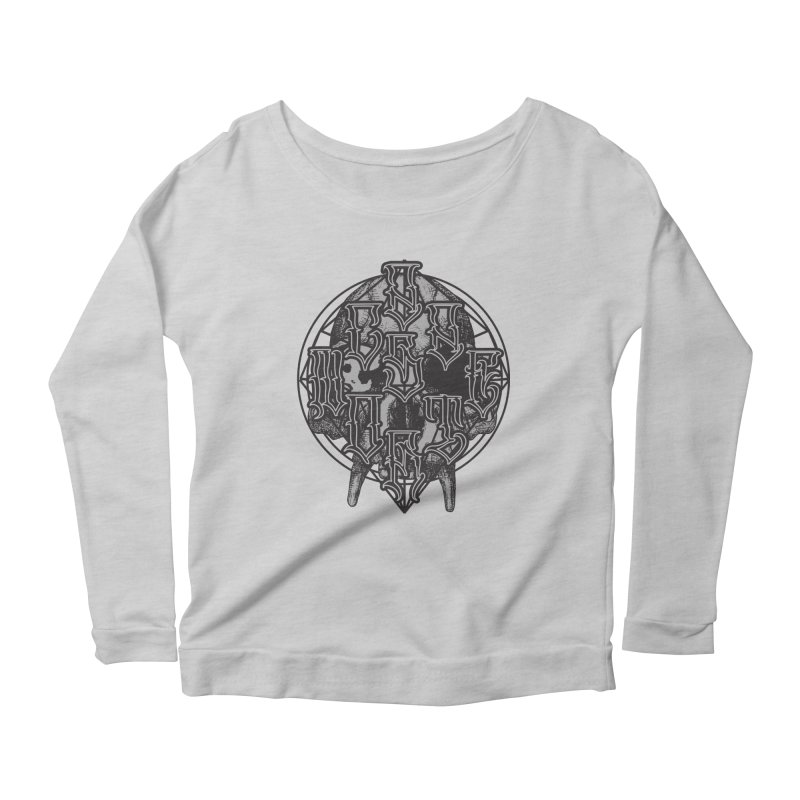 CasaNorte - WarApe Women's Scoop Neck Longsleeve T-Shirt by Casa Norte's Artist Shop