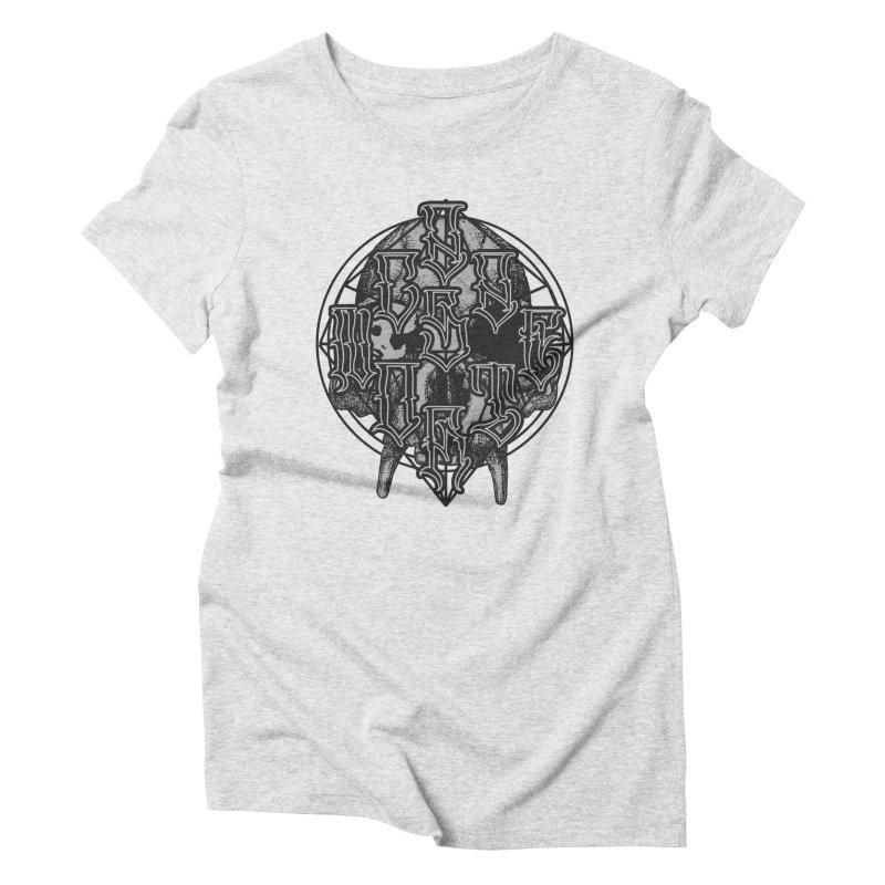 CasaNorte - WarApe Women's Triblend T-Shirt by Casa Norte's Artist Shop