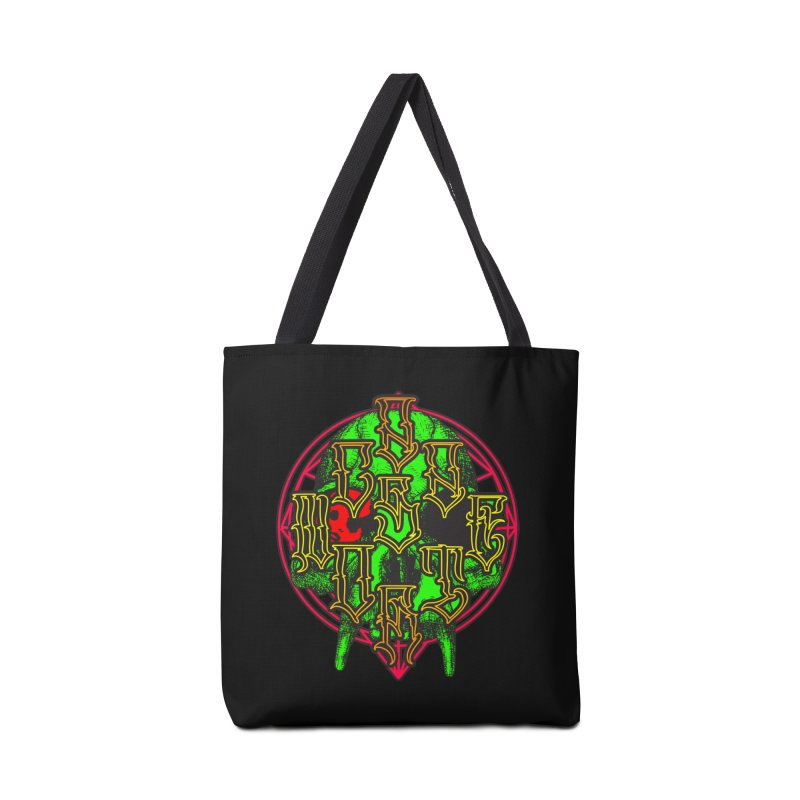 CasaNorte - WarApeGreen Accessories Bag by Casa Norte's Artist Shop