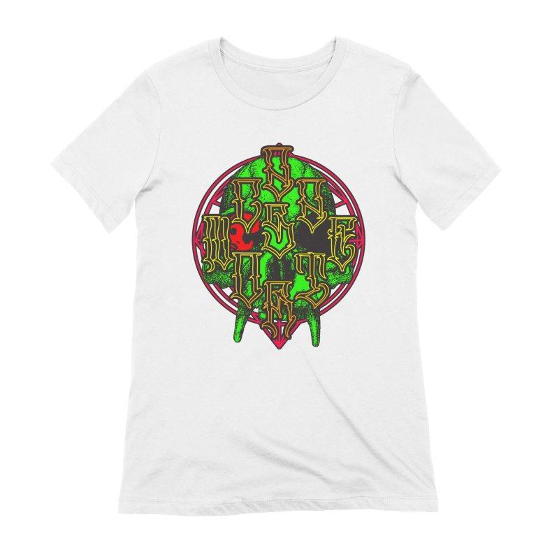 CasaNorte - WarApeGreen Women's Extra Soft T-Shirt by Casa Norte's Artist Shop