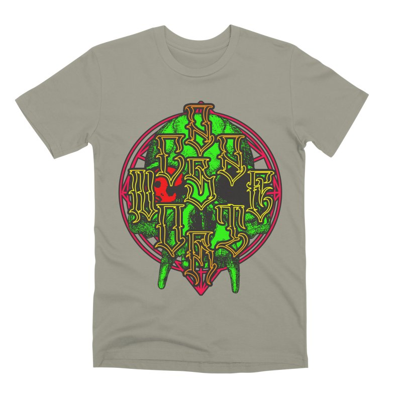 CasaNorte - WarApeGreen Men's Premium T-Shirt by Casa Norte's Artist Shop