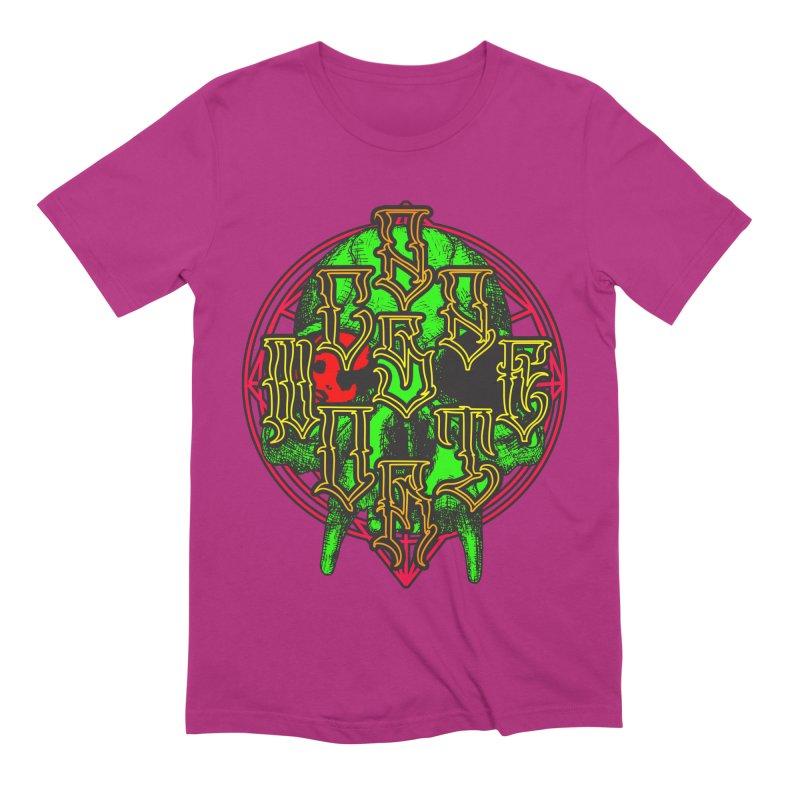 CasaNorte - WarApeGreen Men's Extra Soft T-Shirt by Casa Norte's Artist Shop