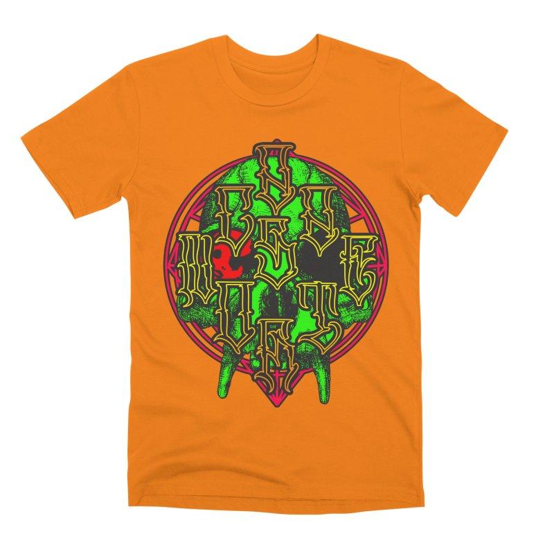 CasaNorte - WarApeGreen Men's Premium T-Shirt by Casa Norte's Artist Shop