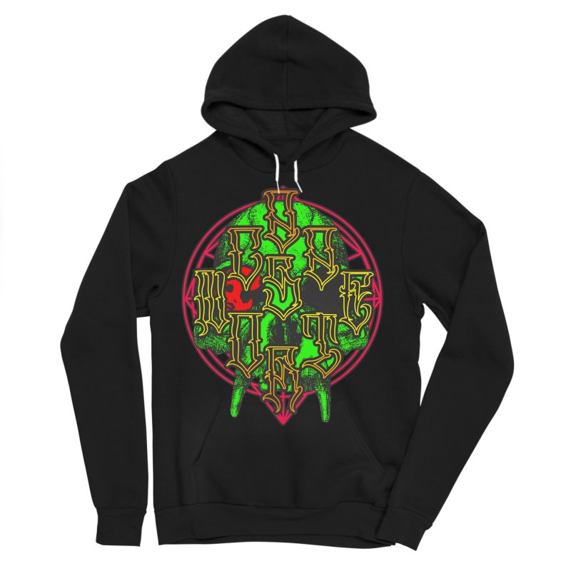 CasaNorte - WarApeGreen Men's Sponge Fleece Pullover Hoody by Casa Norte's Artist Shop