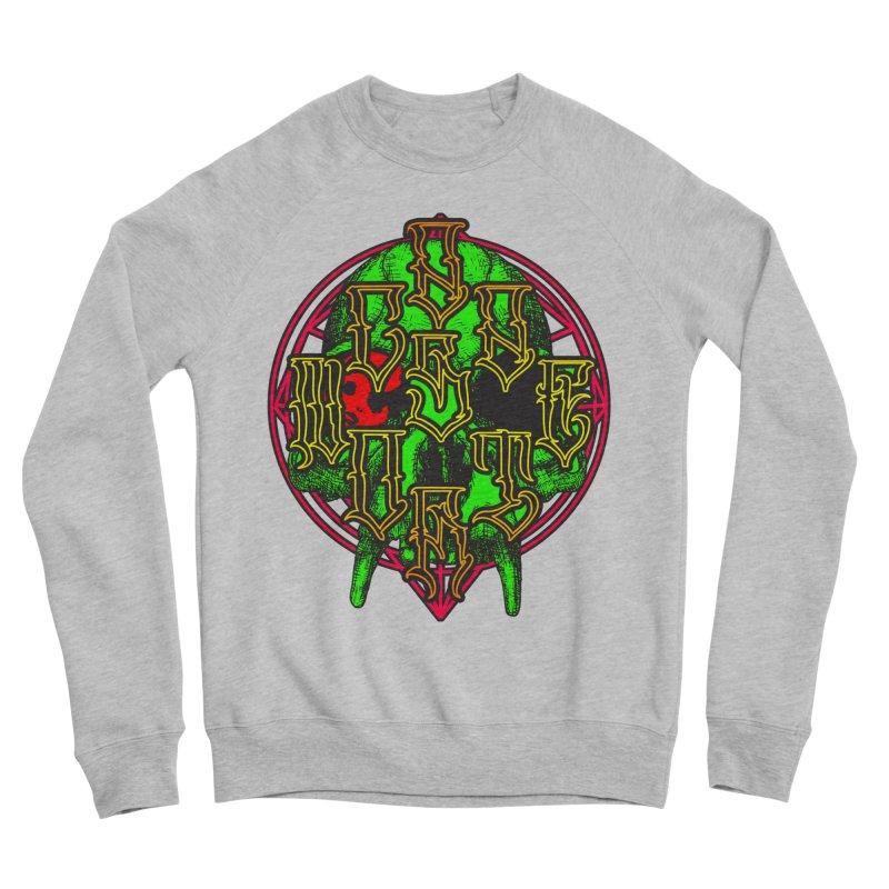 CasaNorte - WarApeGreen Men's Sponge Fleece Sweatshirt by Casa Norte's Artist Shop