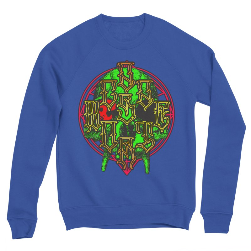 CasaNorte - WarApeGreen Women's Sweatshirt by Casa Norte's Artist Shop