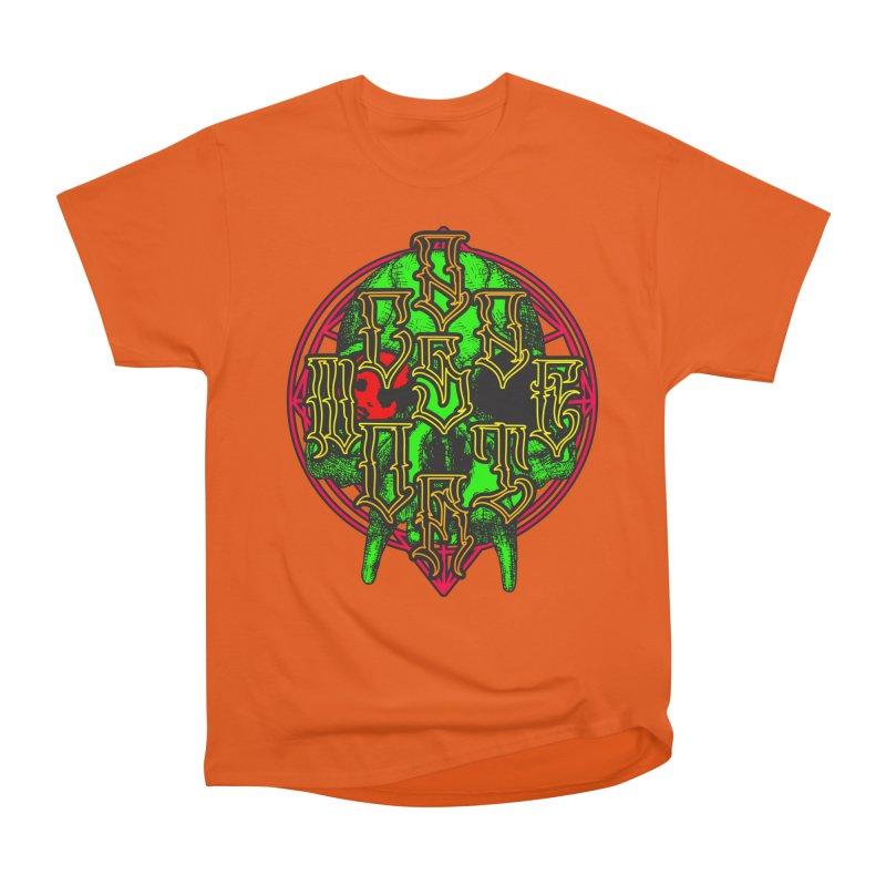 CasaNorte - WarApeGreen Men's Heavyweight T-Shirt by Casa Norte's Artist Shop