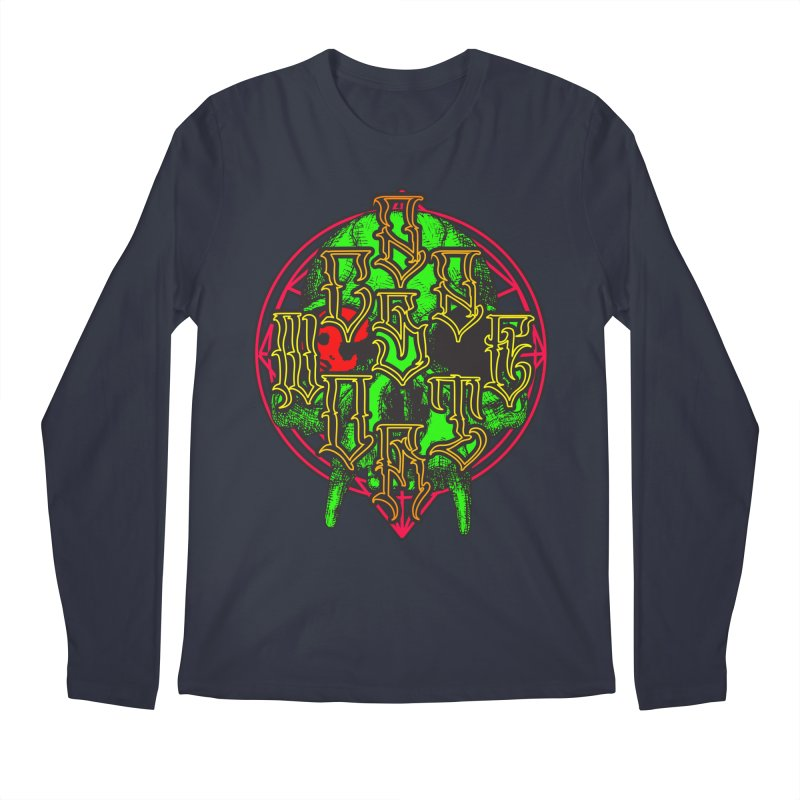 CasaNorte - WarApeGreen Men's Regular Longsleeve T-Shirt by Casa Norte's Artist Shop