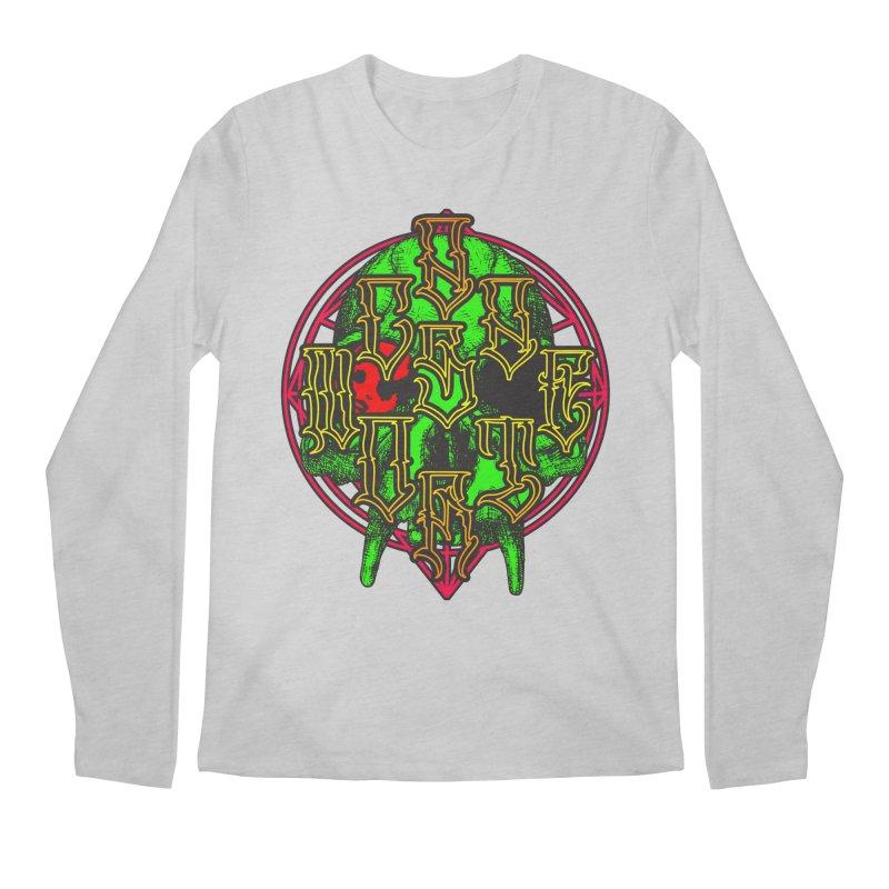 CasaNorte - WarApeGreen Men's Regular Longsleeve T-Shirt by Casa Norte's Artist Shop