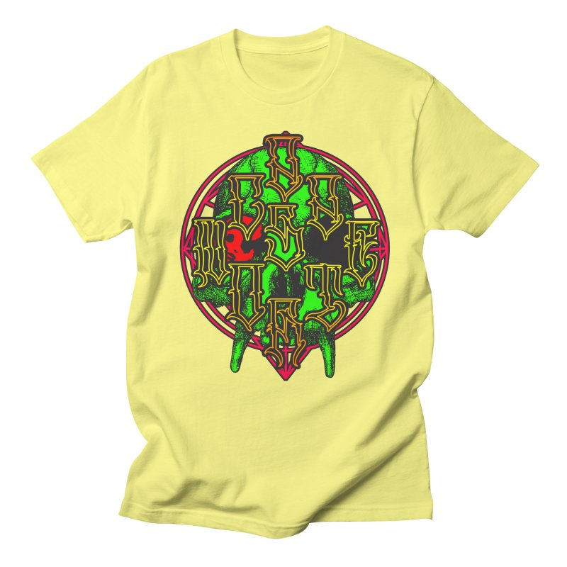 CasaNorte - WarApeGreen Women's Regular Unisex T-Shirt by Casa Norte's Artist Shop