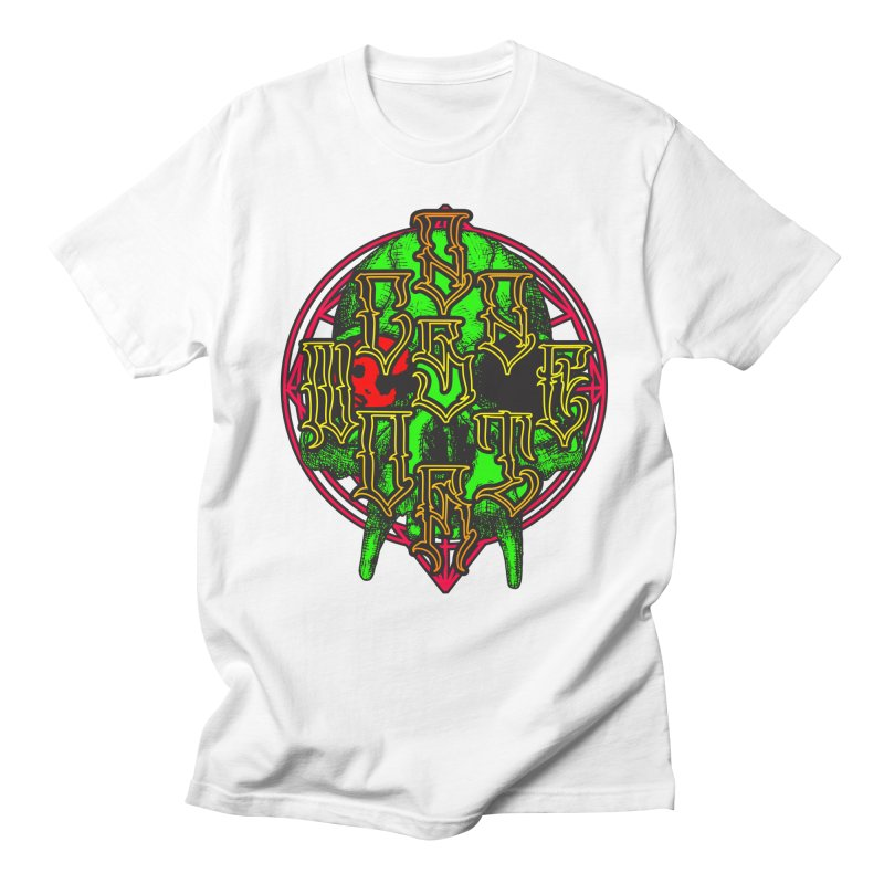 CasaNorte - WarApeGreen Women's Regular Unisex T-Shirt by Casa Norte's Artist Shop
