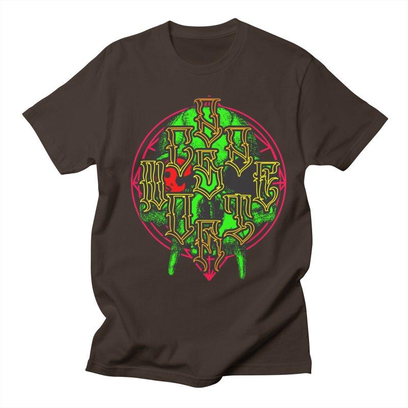 CasaNorte - WarApeGreen Men's Regular T-Shirt by Casa Norte's Artist Shop