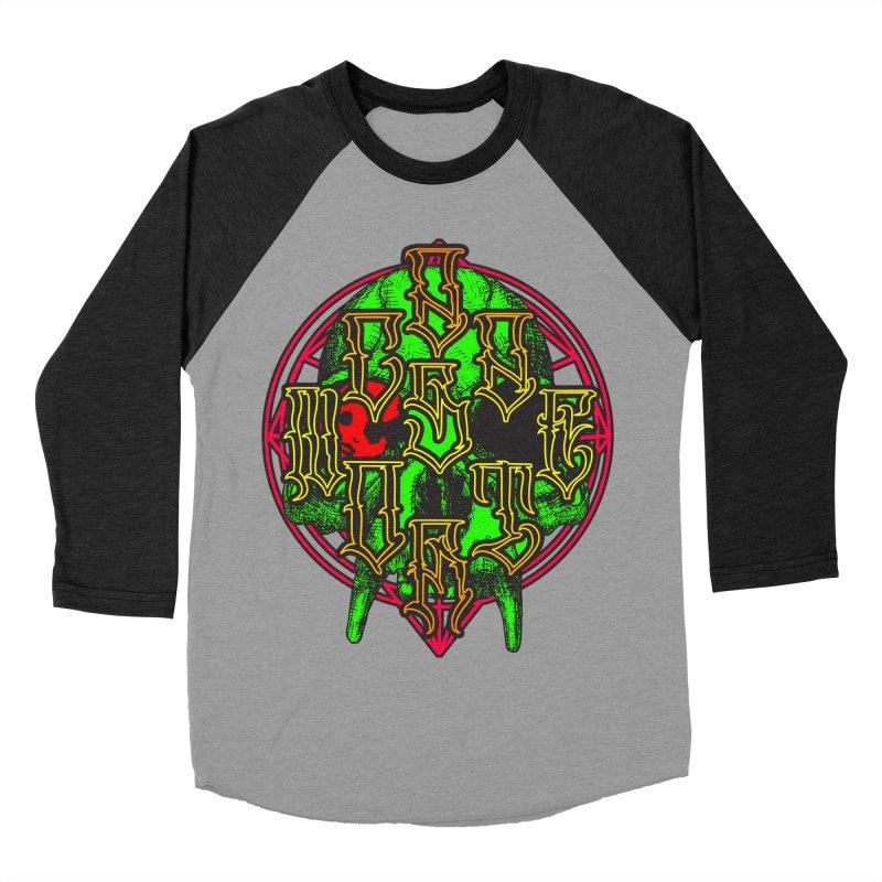 CasaNorte - WarApeGreen Women's Baseball Triblend Longsleeve T-Shirt by Casa Norte's Artist Shop