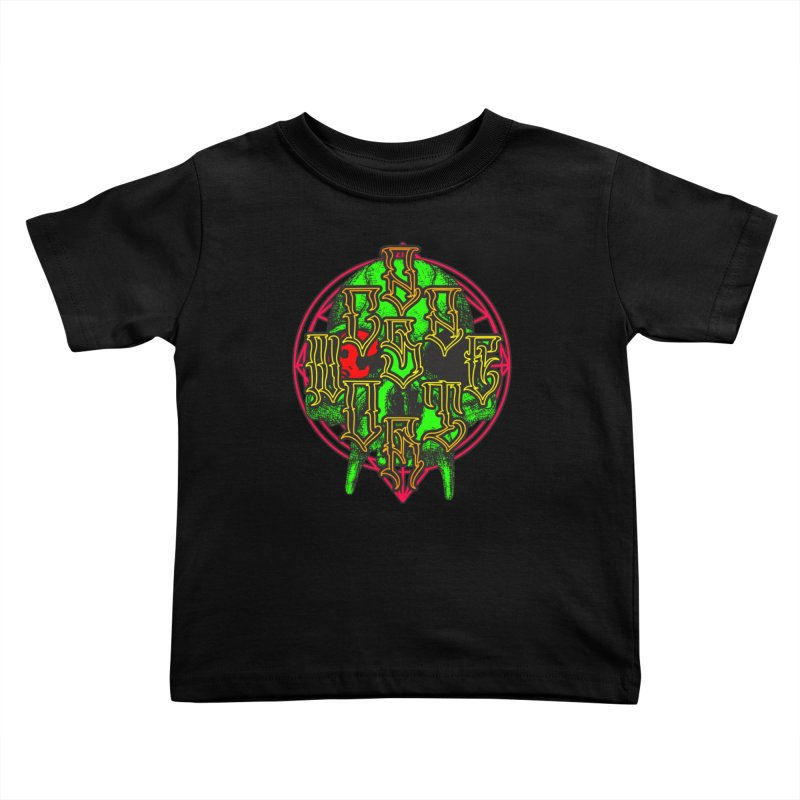 CasaNorte - WarApeGreen Kids Toddler T-Shirt by Casa Norte's Artist Shop