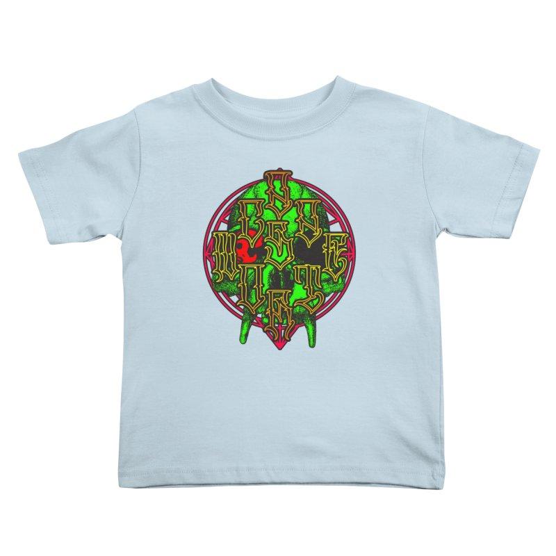 CasaNorte - WarApeGreen Kids Toddler T-Shirt by CasaNorte's Artist Shop