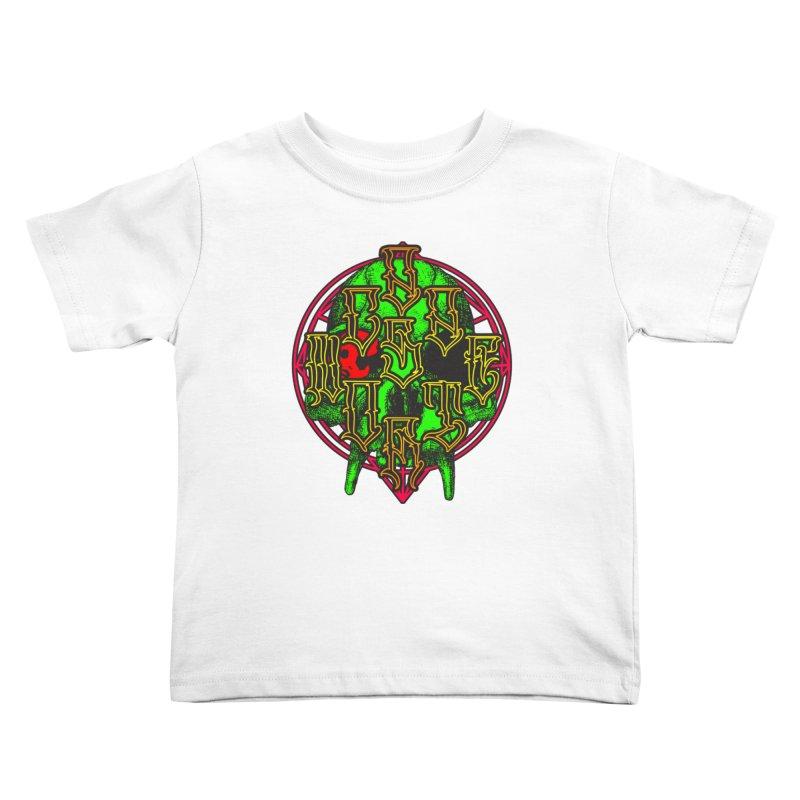 CasaNorte - WarApeGreen Kids Toddler T-Shirt by Casa Norte's Artist Shop