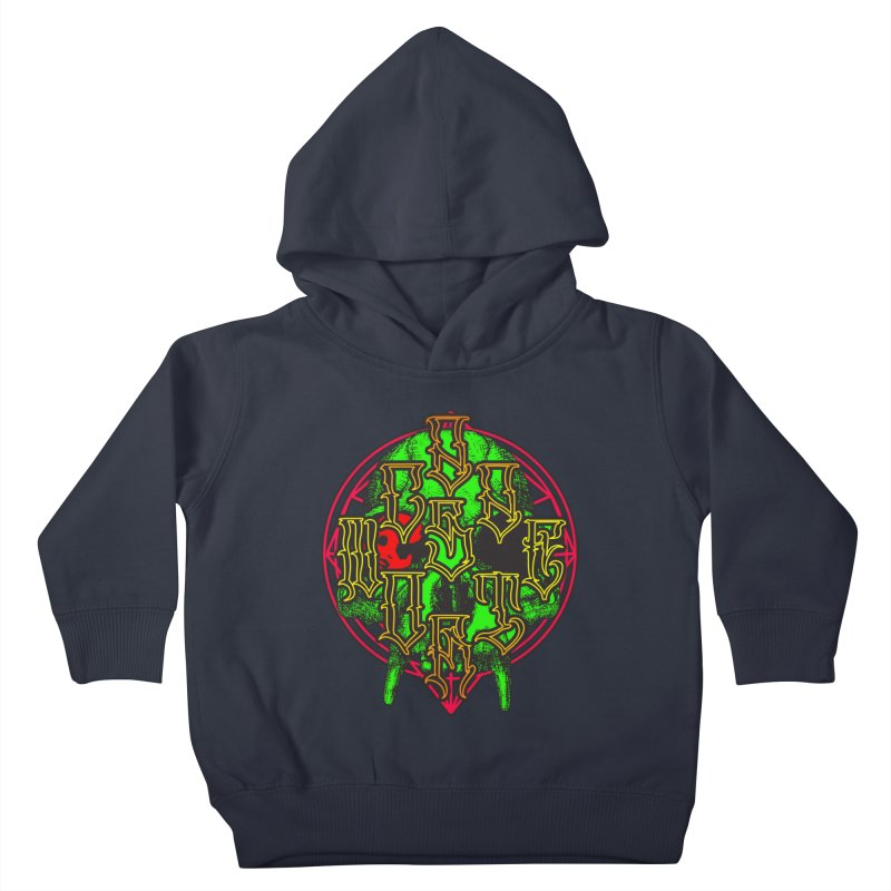 CasaNorte - WarApeGreen Kids Toddler Pullover Hoody by Casa Norte's Artist Shop