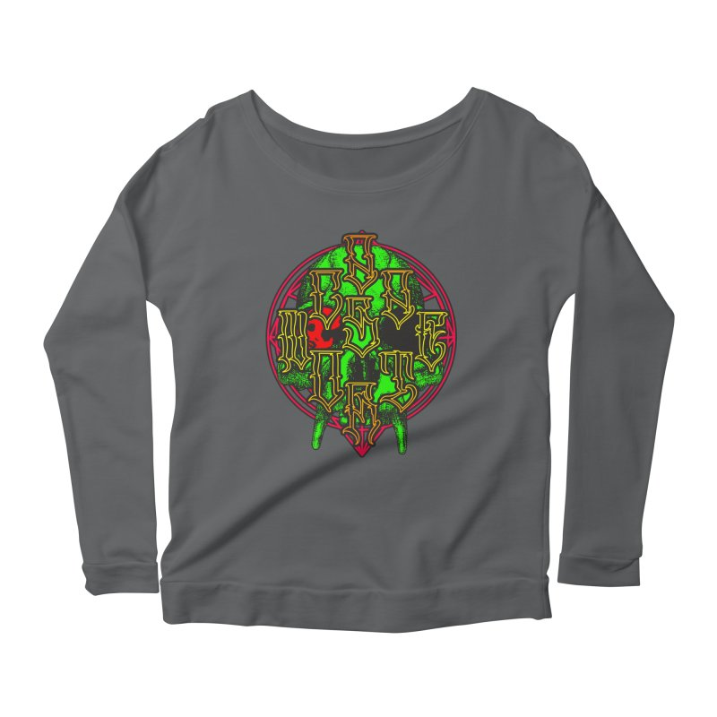 CasaNorte - WarApeGreen Women's Scoop Neck Longsleeve T-Shirt by CasaNorte's Artist Shop