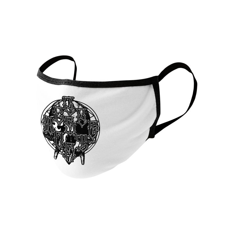 CasaNorte - WarApeB Accessories Face Mask by Casa Norte's Artist Shop