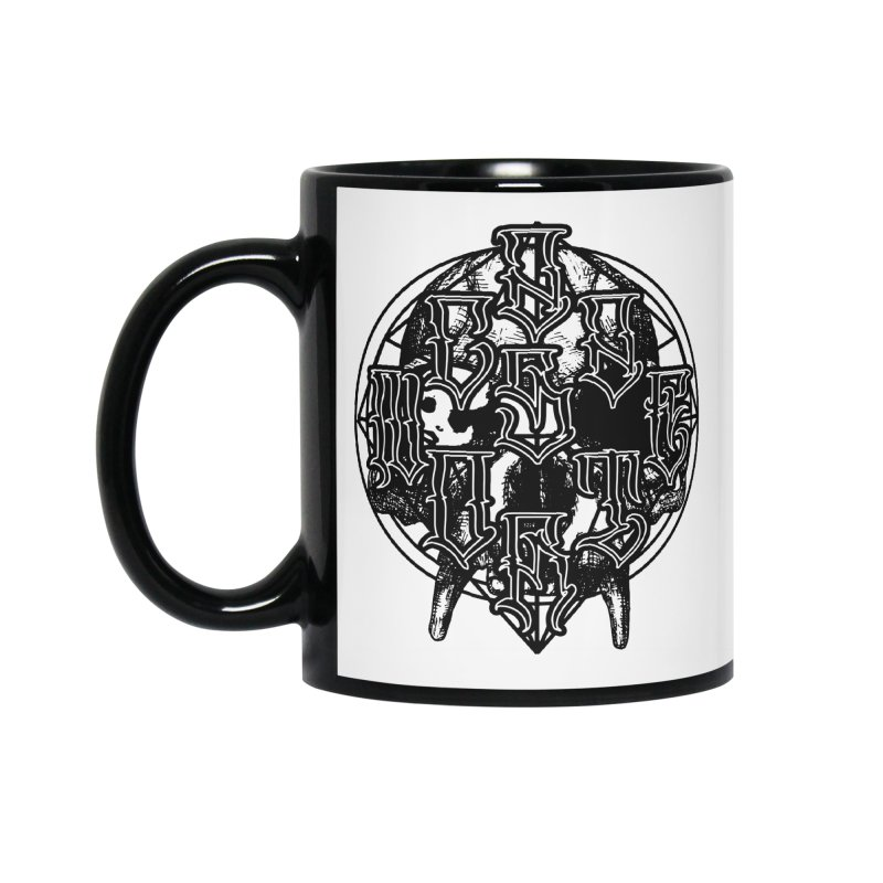 CasaNorte - WarApeB Accessories Mug by Casa Norte's Artist Shop