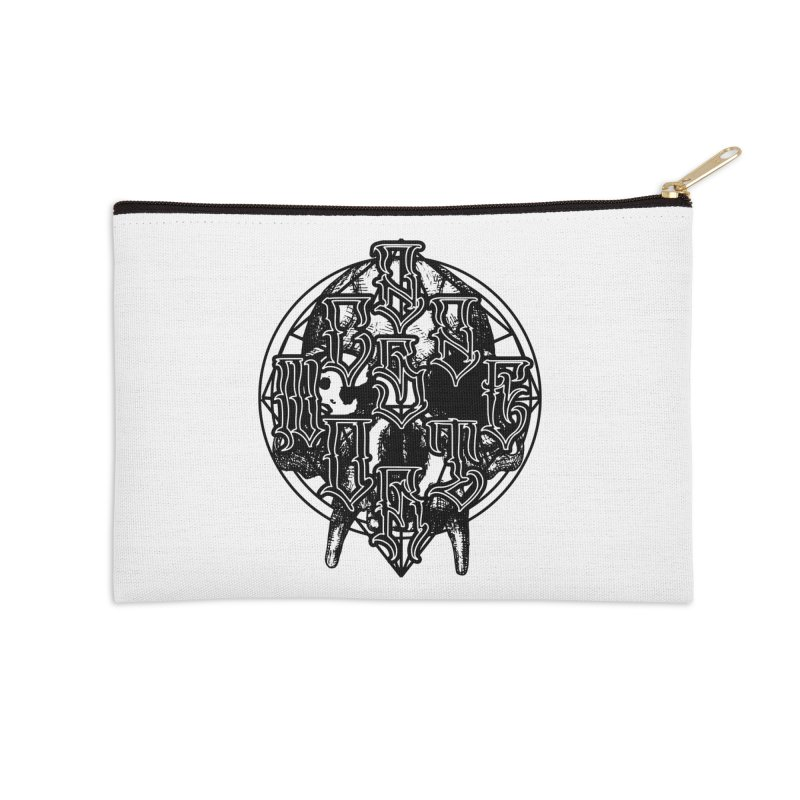 CasaNorte - WarApeB Accessories Zip Pouch by CasaNorte's Artist Shop