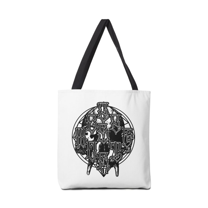CasaNorte - WarApeB Accessories Bag by Casa Norte's Artist Shop