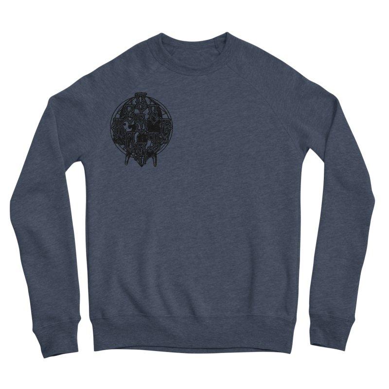 CasaNorte - WarApeB Men's Sweatshirt by Casa Norte's Artist Shop