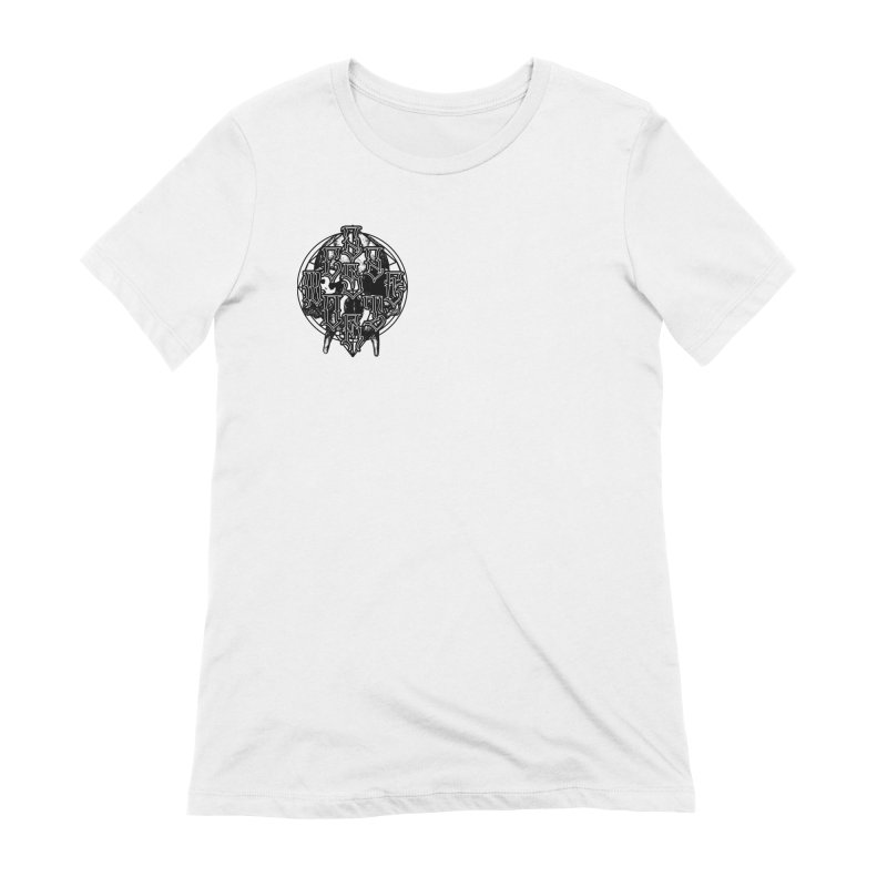 CasaNorte - WarApeB Women's Extra Soft T-Shirt by Casa Norte's Artist Shop