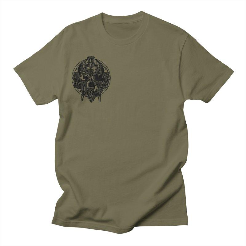 CasaNorte - WarApeB Men's T-Shirt by Casa Norte's Artist Shop