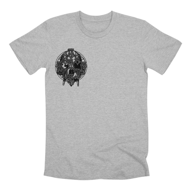 CasaNorte - WarApeB Men's Premium T-Shirt by Casa Norte's Artist Shop