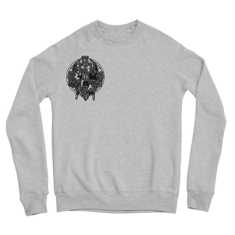 CasaNorte - WarApeB Men's Sponge Fleece Sweatshirt by Casa Norte's Artist Shop
